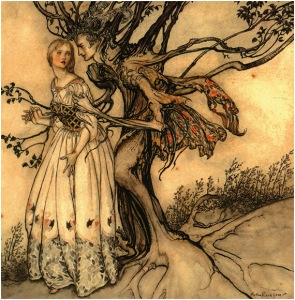 rackham-tree+girl